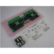 GE UTC Fire & Security Control 110063-101 Rev D 2RP Reader Interface Board