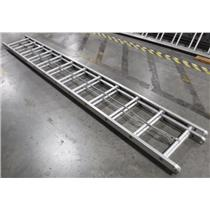 *** LOCAL PICKUP ONLY *** Duo-Safety Aluminum 28' Extension Ladder w/ Rung-Locks