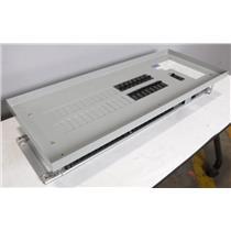 GE AQF3422ATX AXB7 A-Series II 225A 208Y/120V Breaker Panel W/16 20A Breakers
