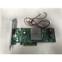 Dell PERC H310 8-Port SAS-SATA PowerEdge RAID Controller Card HV52W