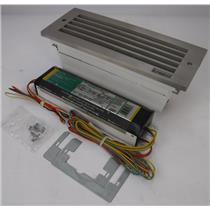 Lumux SL630SS 40024-S Recessed Die Cast Aluminum Body Light Enclosure W/ Balast