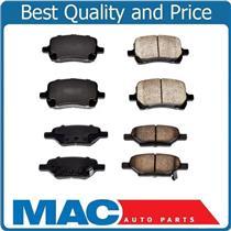 100% New Front & Rear Dash4 Ceramic Brake Pad Set Fits for Pontiac G6 06-10