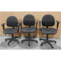 ***LOCAL PICK-UP ONLY*** Imagerie Task With Arms Black Office Chair