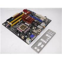 ASUS P5E-VM HDMI Intel G35 Desktop Motherboard Socket LGA775 DDR2 800 TESTED