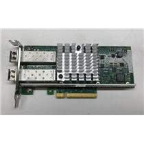 Intel E10G42BFSRG1P5 X520-SR2 Ethernet Server Adapter 10Gbps Low Profile W/SFP