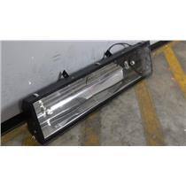 """NEW ABS Lighting 4000-180 Outdoor Fixture Door & Top Shield 52""""L x 18""""W x 13""""H"""