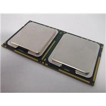 Lot of 2 Intel Xeon X5647 Quad-Core Socket 1366 CPU Processor SLBZ7 2.93GHz