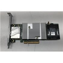 Dell PERC H810 1GB 6Gbps SAS RAID Adapter Controller Card NDD93