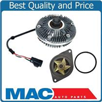 100% New Electronic Fan Clutch & Water Pump for Dodge RAM 2500 5.9L DIESEL 03-04