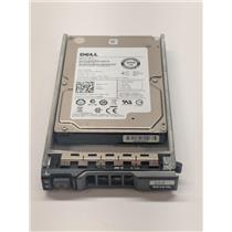 "Dell Enterprise 300GB 15K 2.5"" 6Gbps SAS Hard Drive H8DVC w/ Dell R-series Tray"