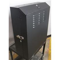 New Tripp Lite SRWF5U Wall Mount Low Profile Secure Rack Enclosure Vertical