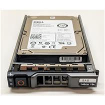 "Dell 61XPF ST9146853SS 146GB 15K 2.5"" SAS Hard Drive 6GB/s w/ R-series Tray"