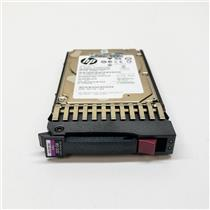 "HP 300GB 10K SAS 2.5"" 6G Dual Port 507284-001 507129-004 693569-001 ST300MM0006"