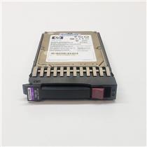 "HP 146GB 10K SAS 2.5"" Dual Port 418399-001 375863-009 504015-002 DG0146BALVN"