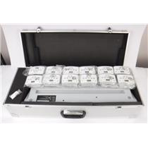 DYMO MimioVote Mimio Vote ICD05-01 Charging Station W/Case &24 Handsets -WORKING