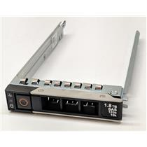 """New Dell HDD Tray 2.5"""" For Dell R + T Series R740 R640 Gen 14 Servers DXD9H"""