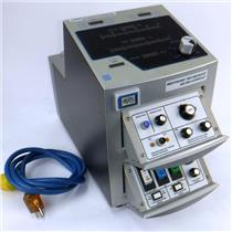 Medtronic Bio-Medicus 550 Bio-Console Extracorporeal Blood Pump Speed -POWERS ON