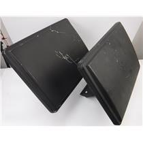 Lot of 2 Black Cisco AIR-ANT25137NP-R 2.4GHz 5GHz 802.11n Dual Band Antenna