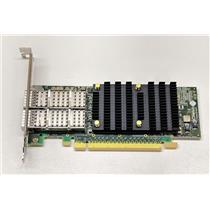Chelsio 100Gbps Dual Port 40/50/100GbE Server Offload Adapter T62100-SO-CR