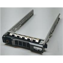 """New Dell 8FKXC 2.5"""" SAS / SATAU Small Form HDD Tray Caddy T420 R430 R820"""