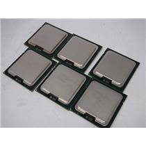 Lot of 6 Intel Xeon E5-2407 Quad-Core Socket LGA1356 CPU Processor SR0LR 2.2GHz