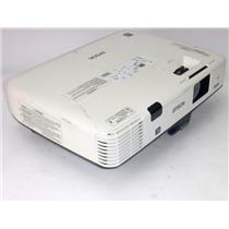 Epson PowerLite 1945W  WXGA 3LCD Model  H471A Projector with 604 Lamp Hours