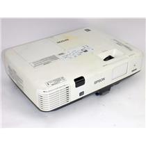 EPSON Power Lite 1945W  Model  H471A WXGA 3LCD Projector with 1528 Lamp Hours