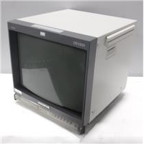 """Olympus OEV203 19"""" Color Trinitron CRT Video Display Monitor - TESTED & WORKING"""