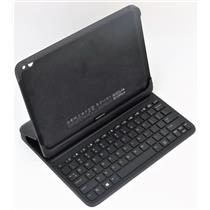 Genuine HP ElitePad 900 G1 1000 G2 Jacket Case Keyboard Hstnn-c75k 724301-001