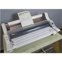 "Ibico / GBC 2700 27"" Hot Roll Table Top Laminator Machine - TESTED & WORKING"