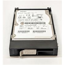 Hitachi 900GB 10K 2.5 SAS HDD HUC109090CSS600 0B26018 Hard Drive w/ Isilon Tray