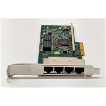 Dell Broadcom 4 Port Network Interface High Profile Card 1GB KH08P BCM5719