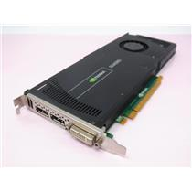 Nvidia Quadro 4000 2GB GDDR5 Graphics Card 699-52007-0500-200 0382-078 M09 T01