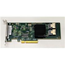Sun 375-3640-02 SAS9211-8i 8-Port 6Gbps SAS PCI-e LSI Host Bus Adapter