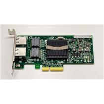 IBM Intel 39Y6127 39Y6128 PCI-E Gigabit Dual Server Adapter Card Low Profile