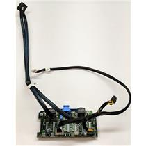"""Dell Poweredge R720 R820 2.5"""" Hard Drive Backplane with Cables 22FYP"""