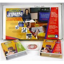 Educational Insights Model # EI-7920 Classroom Jeopardy with 2 Expansion Games