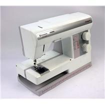 HUSQVARNA Viking Prelude 340 Sewing Machine w Hard Case NO ACCESSORIES