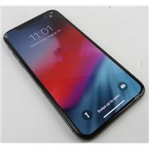 Apple iPhone X MQA82LL/A 256GB Phone AT&T - Unknown IMEI Status - CRACKED SCREEN