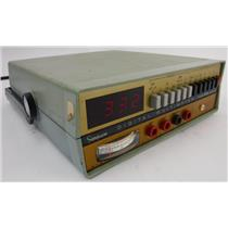 Simpson Electric Digital Multimeter Tester Model 460 Series 3 TESTED & WORKING