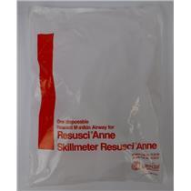 Lot of 80 Sealed Laerdal Resusci Anne Skillmeter Manikin Disposable Airway