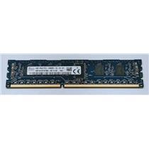 Hynix HMT451R7AFR8C-RD 4GB DDR3-1866MHz PC3-14900 ECC Registered 1.5V 1Rx8