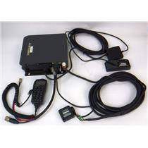 Mitsubishi TU200A MSAT Satellite Phone System Transceiver & PTT - TESTED&WORKING