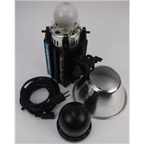 Paul C. Buff White Lightning Ultra 600 Studio Flash Strobe Monolight TESTED