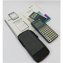 Vintage Hewlett-Packard 48GX Scientific Graphing Calculator W/ QuickMaps 3D