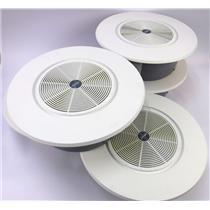 Lot of 5 Bose 102F Flush Mount Ceiling Speaker 70 Volt 25 Watt TESTED & WORKING