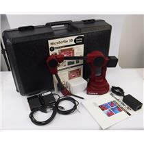 Immersion Microscribe 3D Serial Point Digitizer Kit with Case TESTED & WORKING