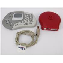 Qwizdom Q5RF Instructor RF Unit with Qwizdom USB RF Host - TESTED & WORKING