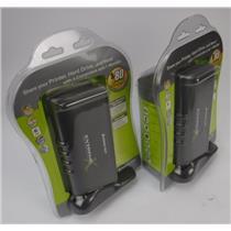Lot of 2 NEW IOGear Extreme MiniView 4-Port Multiplatform KVMP Switches