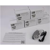 Lot of 10 NEW Seal Shield Silver STM042 Storm Medical Grade Optical Mouse USB